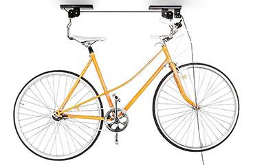 soporte bicicleta techo