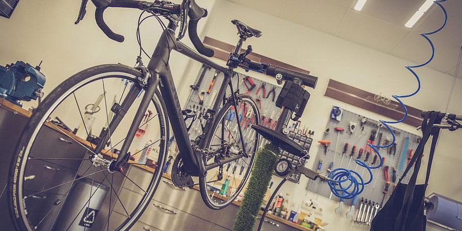 caballetes para bicicletas