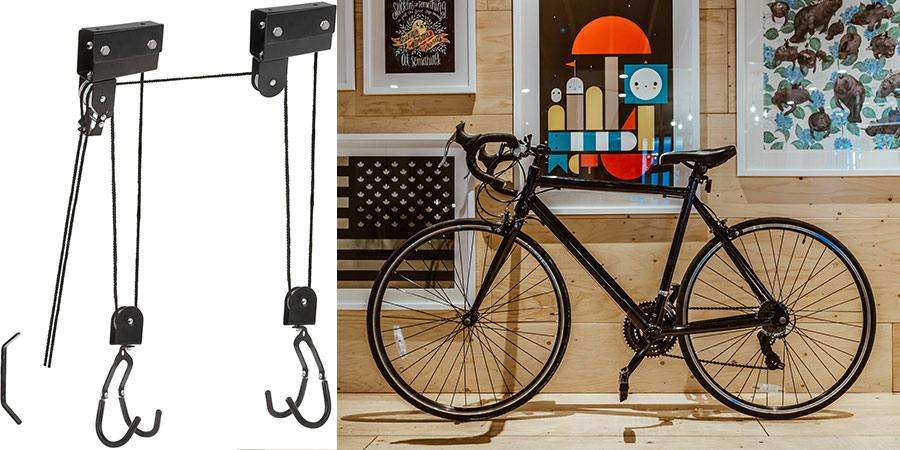 comprar soportes de techo para bicicletas